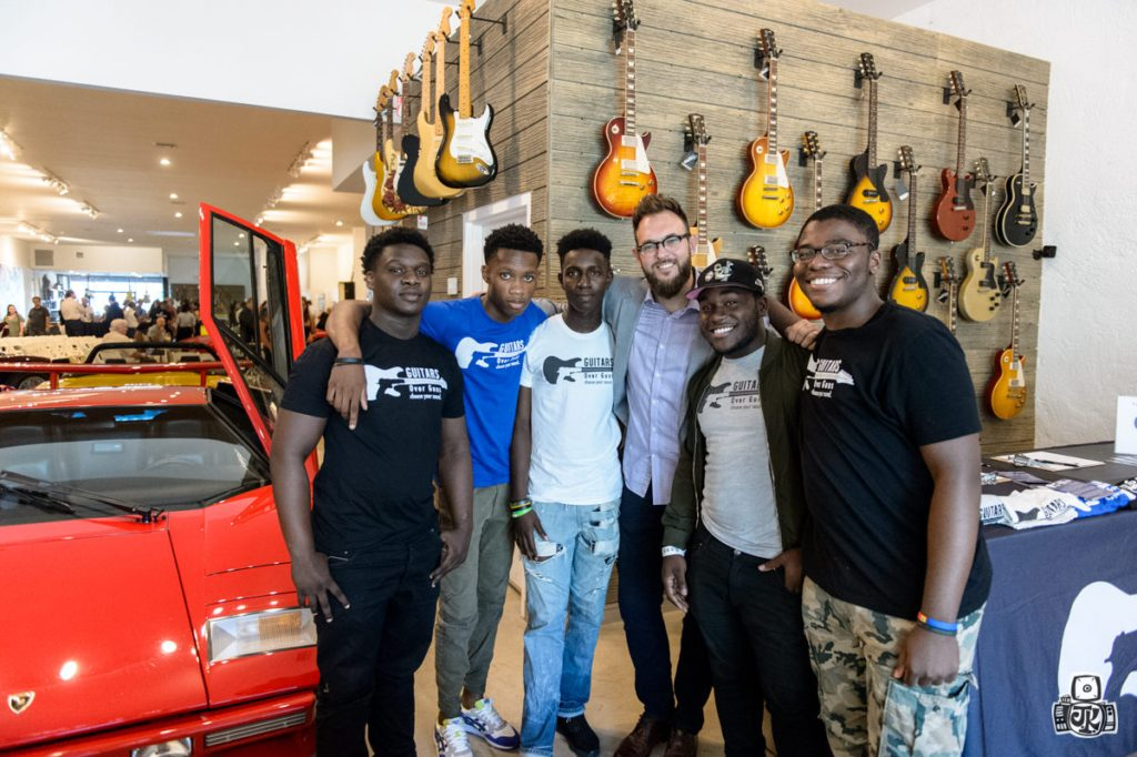 Miami GOGOYoPro Living Room Series Launch