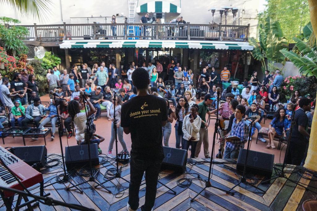 Miami Student Showcase at Ball & Chain