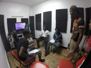 GOGO Haven Studio Week 1.