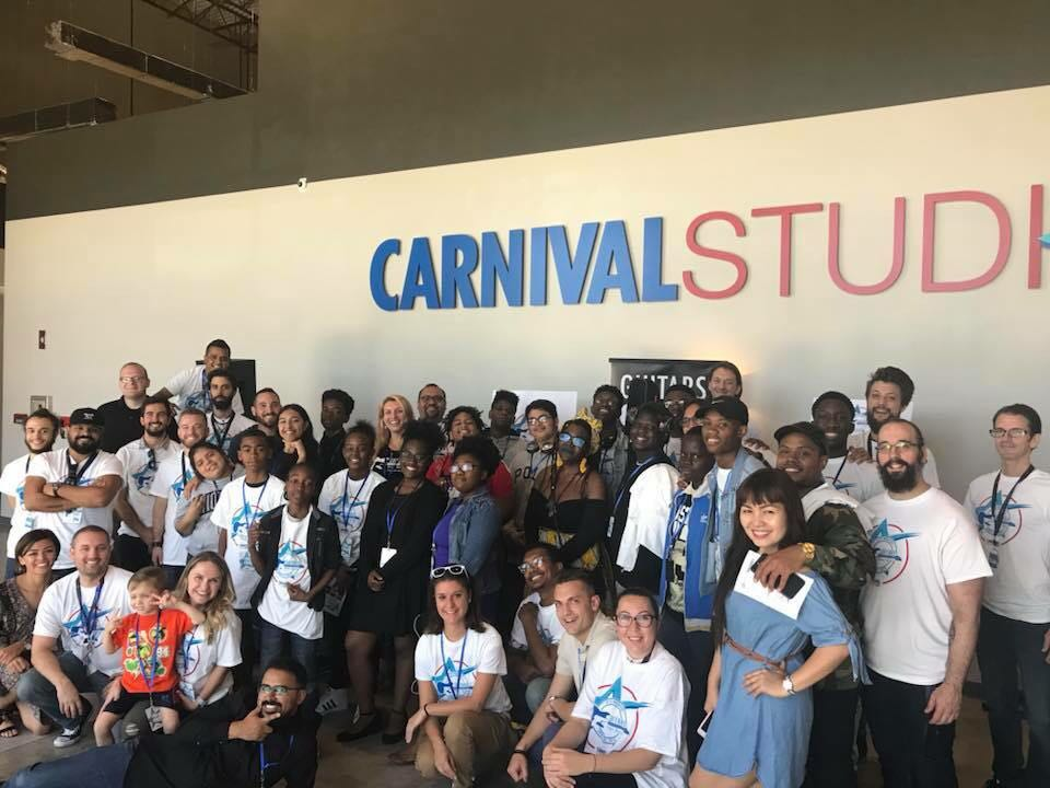 Thank You, Carnival Cruise Line!