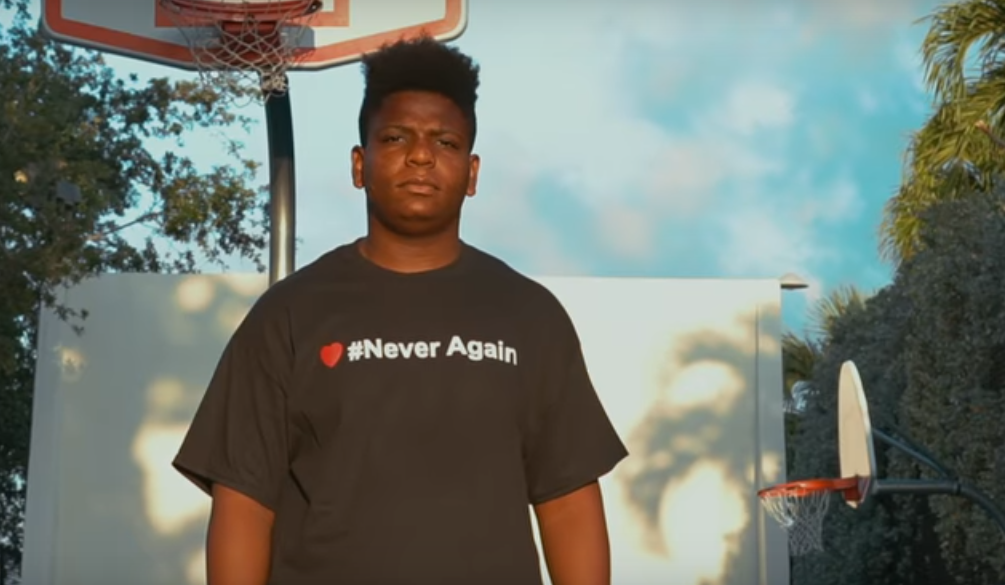 "GOGO student Jakaree featured in Elsten Torres' single ""Never Again"""