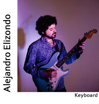 Alejandro Elizondo, Keyboard