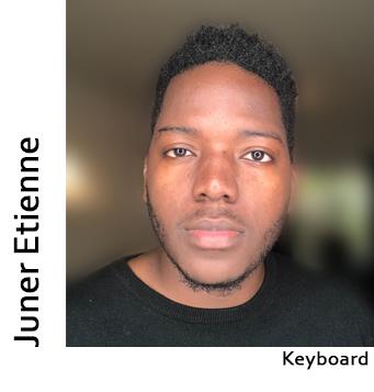 Juner Etienne, Keyboard