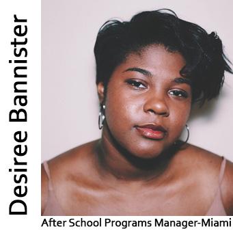 Desiree Bannister