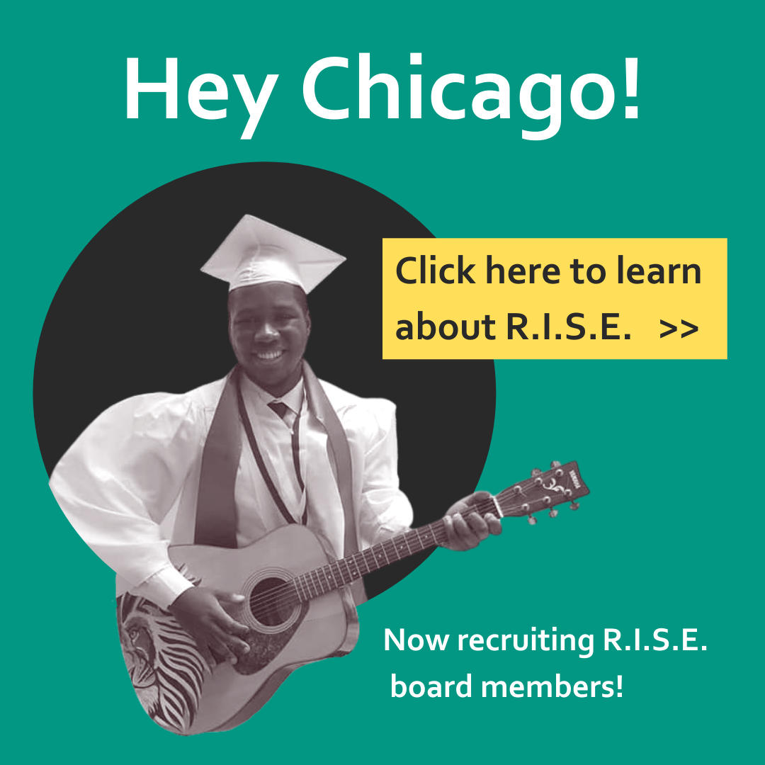 Hey Chicago! Click here to learn about R.I.S.E.